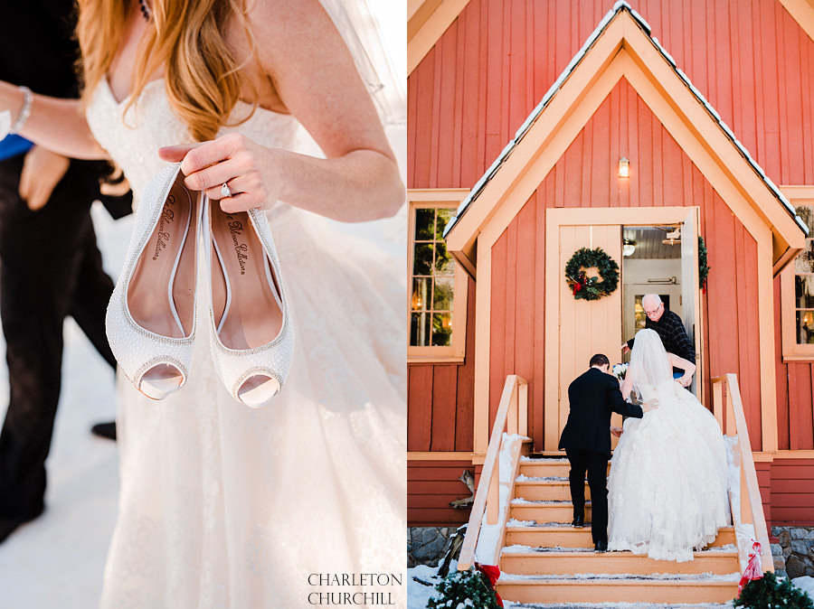 yosemite church wedding