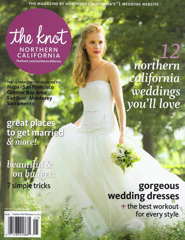 the knot spring/summer 2014 edition northern california edition front cover