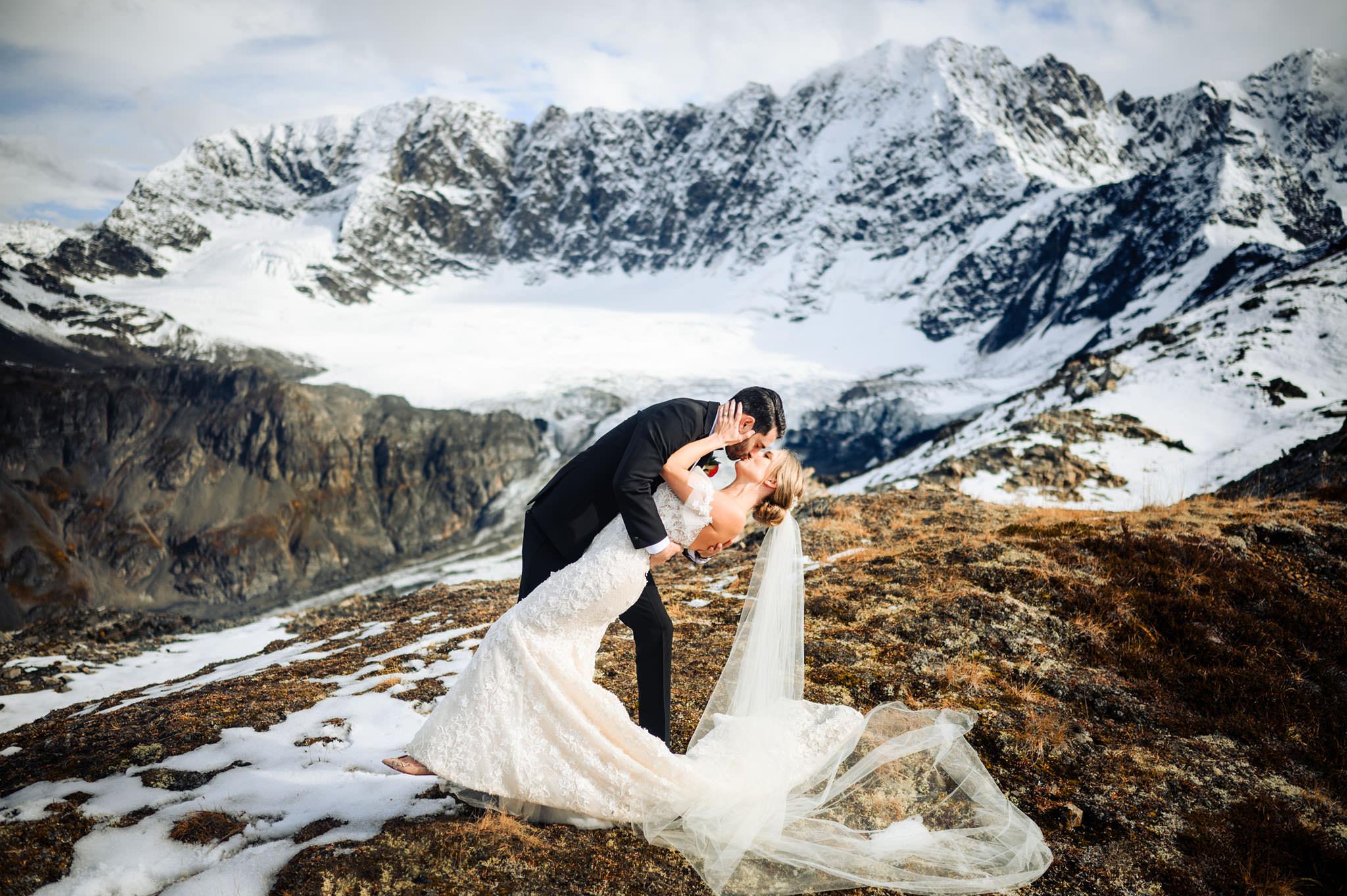 alaska elopement photographer