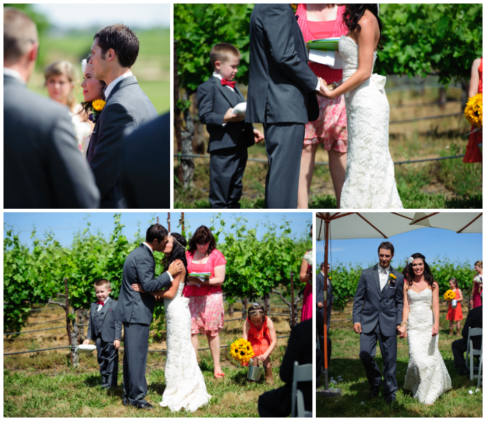 amador county wedding photographer shooting vineyard winery event