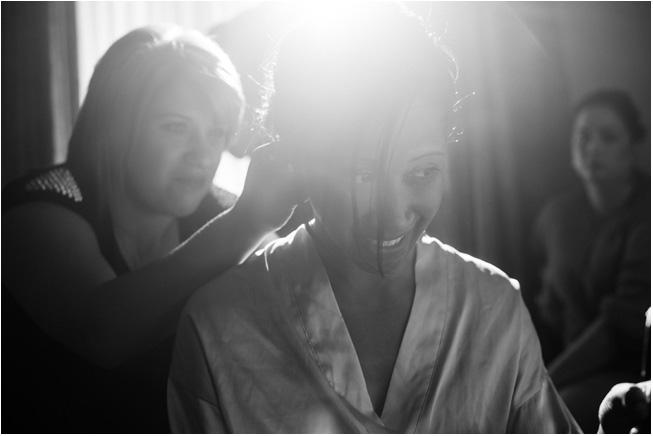 dazzling light makeup photo