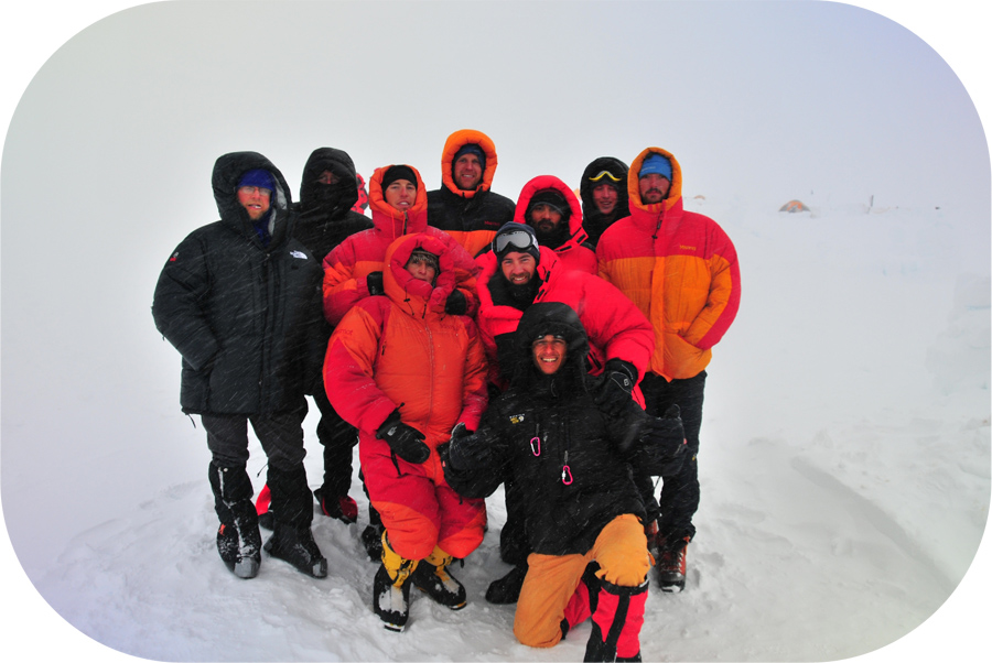 Mountaineering Team