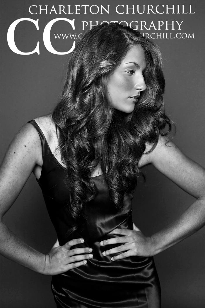 fashion model portrait photographer