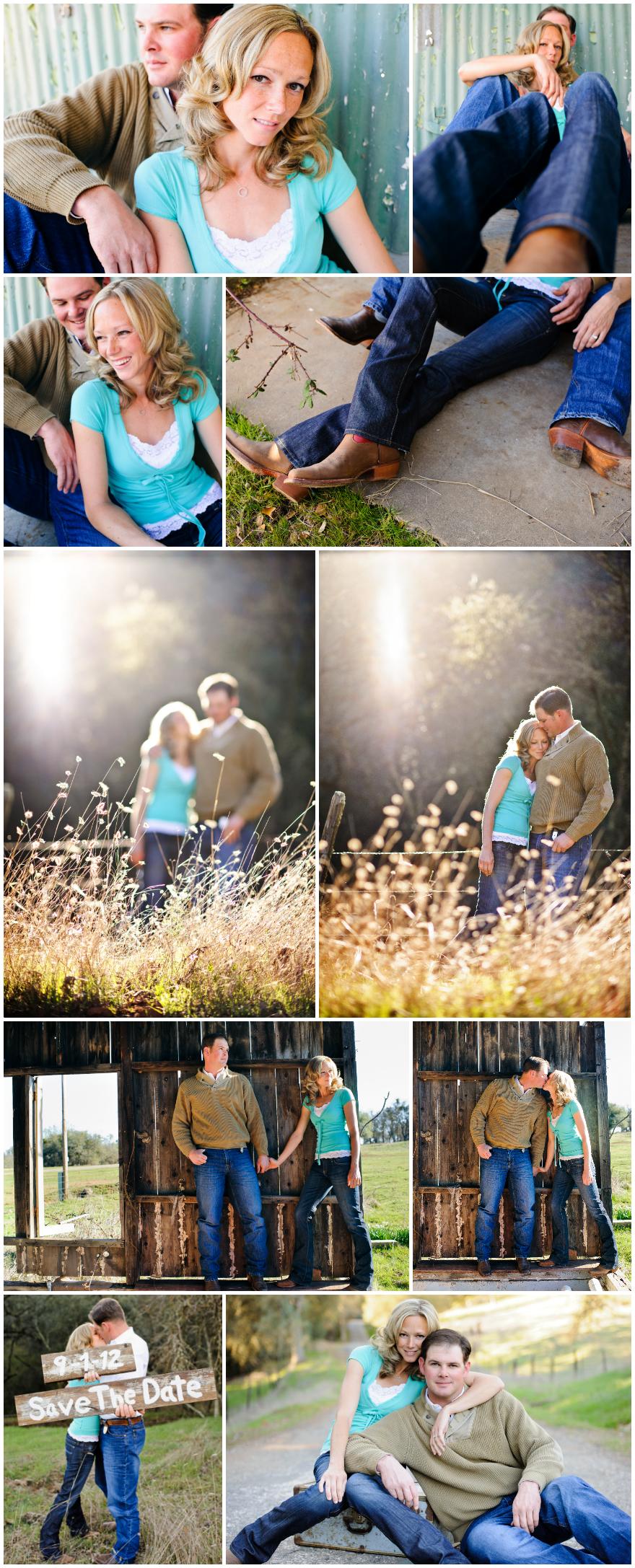 Amador County and Calvaveras Wedding Photography