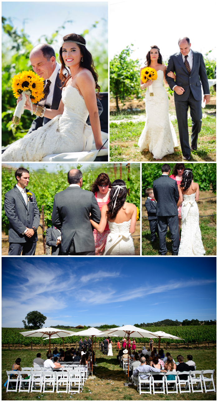 Amador County wedding photographer plymouth California