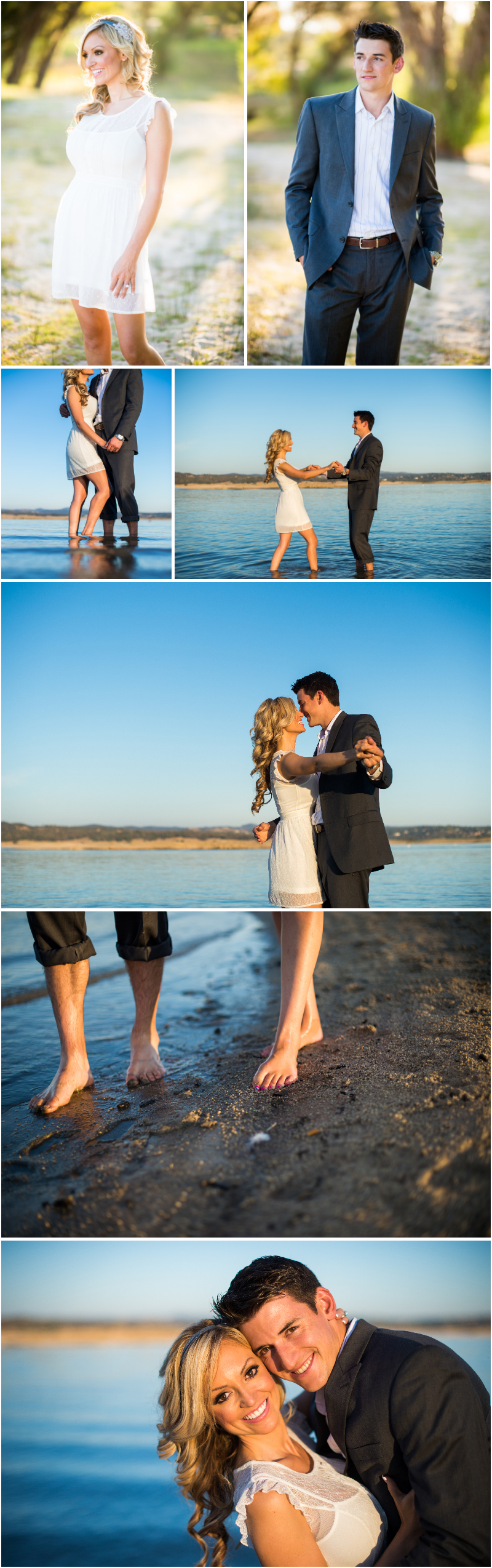 roseville engaged couple, Folsom Lake wedding photographer