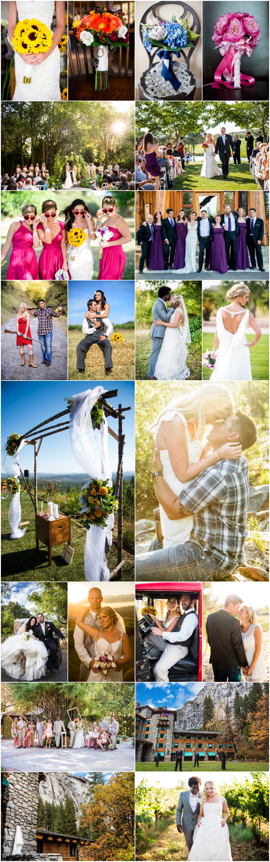 rustic diy weddings country amador county weddings