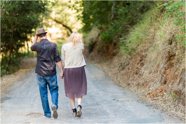 engaged couple to be married getting pictures by Calaveras County wedding photographer