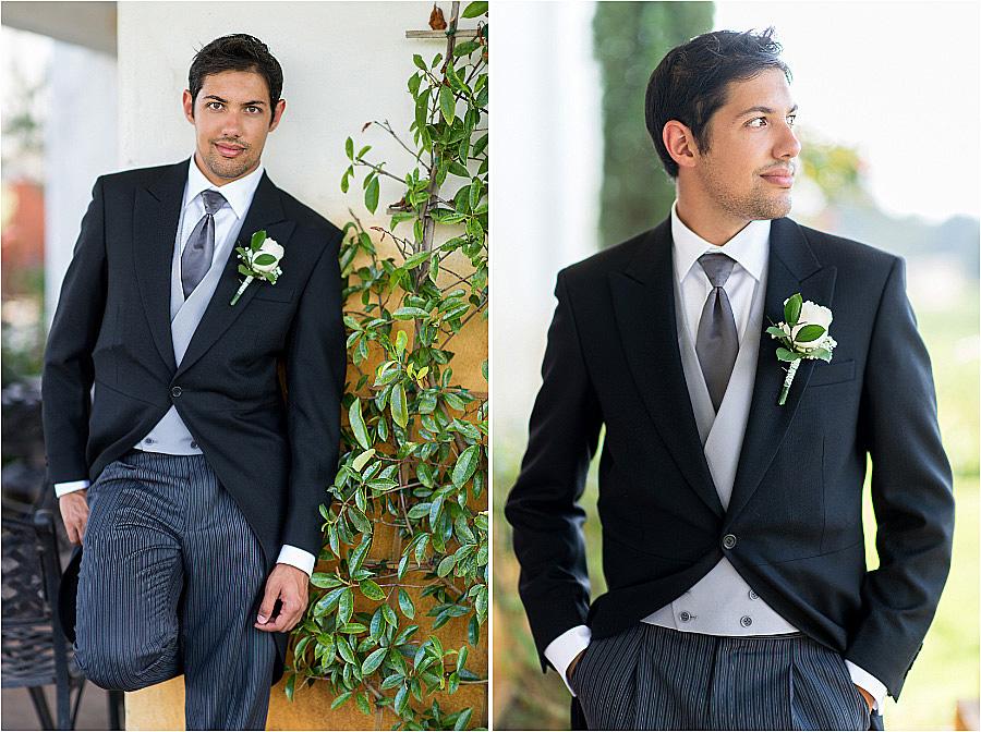 groom portraits at amador county venue of shenandoah valley