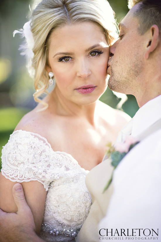 wedding at vizcaya with Christi Reynolds Makeup