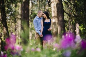 amador county engaged couple