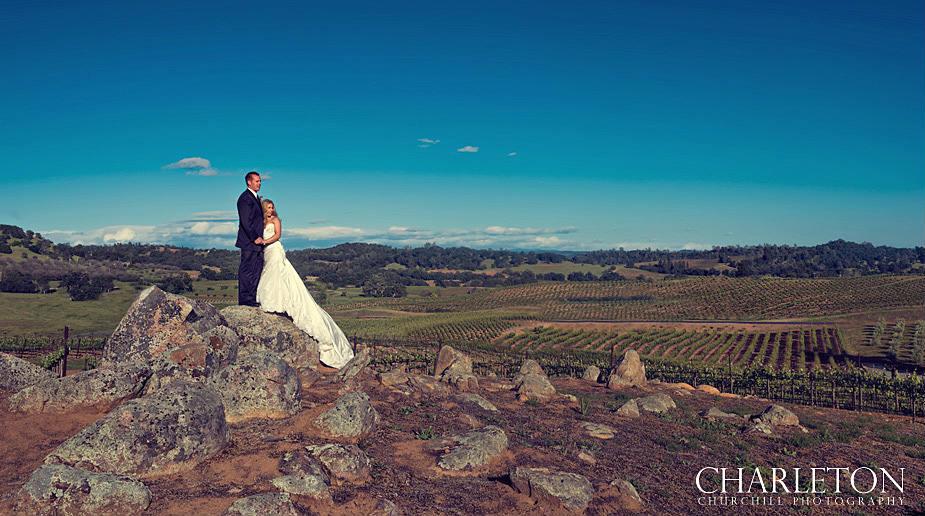 Helwig Winery wedding Photos