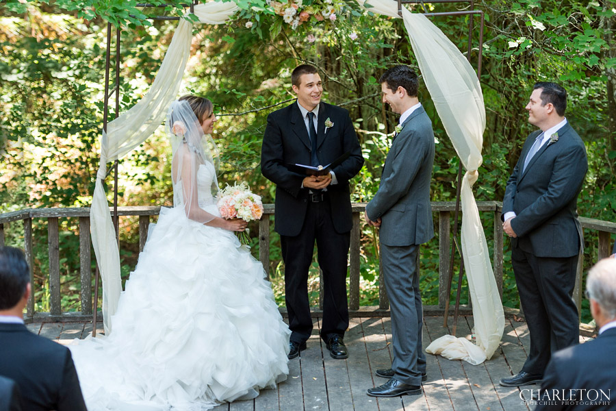 ceremony in the wilderness