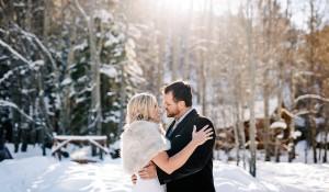 best winter weddings