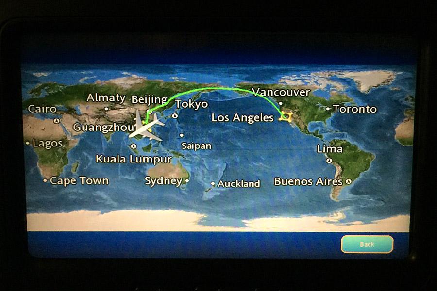 path flown to china and kathmandu