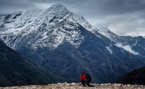 everest base camp wedding photographer in the himalayas