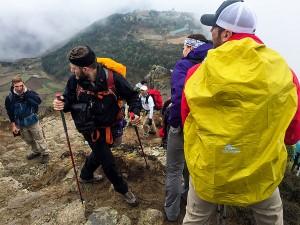 acclimatization hike to everest lodge