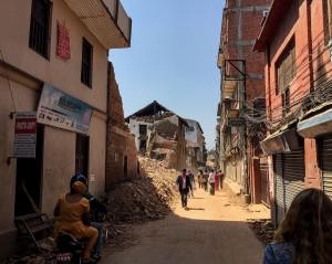 kathmandu old city