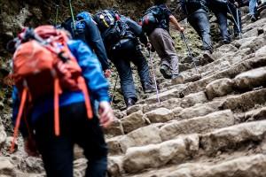 endurance hiking on everest