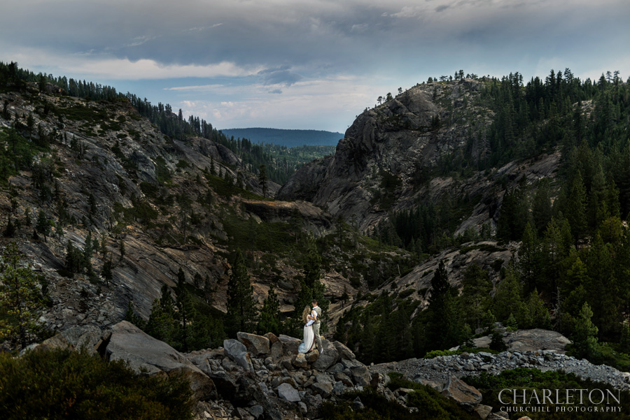 epic adventure engagement photos
