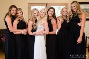 bridesmaids at trentadue