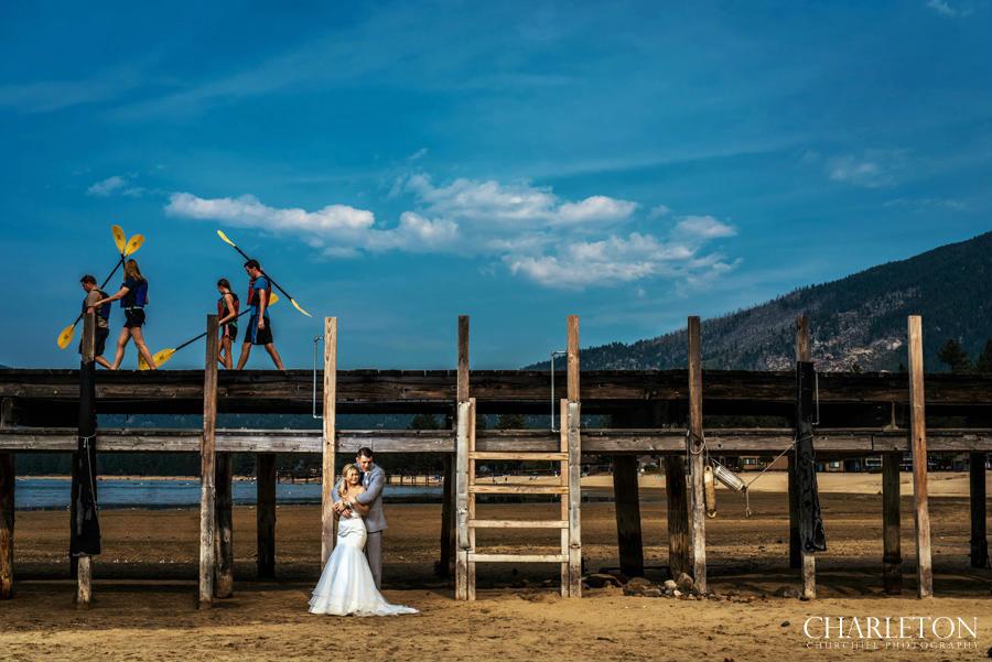 Tahoe Beach Retreat And Lodge Wedding Photography Adventure Photographer Charleton Churchill