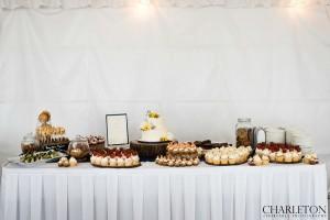 desserts of wedding