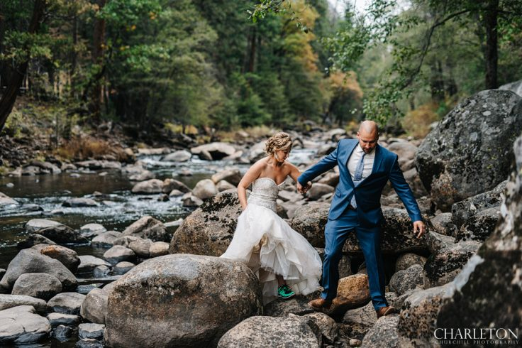 Yosemite Wilderness Wedding