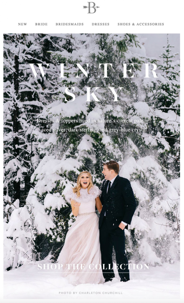 wedding ideas magazine advertising proud to partner with bhldn on their advertising 28244