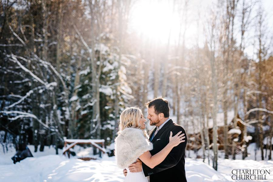 Woodsy Wedding Photos