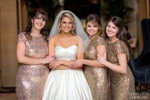 bridesmaids sisters