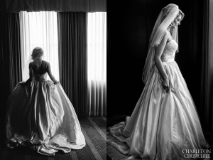 citizen hotel wedding bride photos