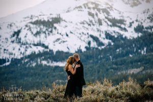epic adventure engagement photos