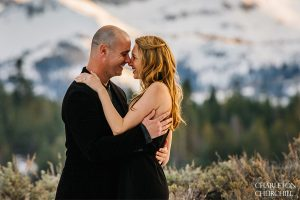 cute romantic mountain wilderness couple photography