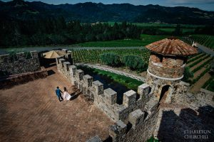 epic engagement photos in Napa Valley