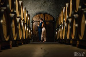 winery couples photos