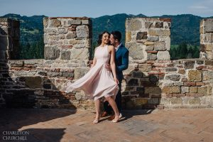 engagement photos in calistoga