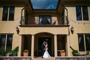 villa florentina wedding photos