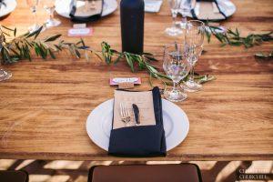 table decor norcal event