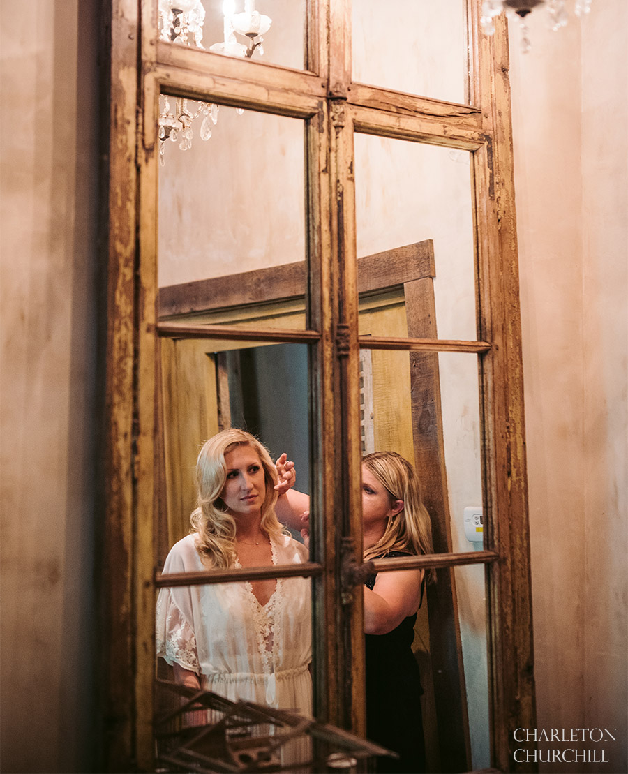 hair makeup at anderson luxury ranch