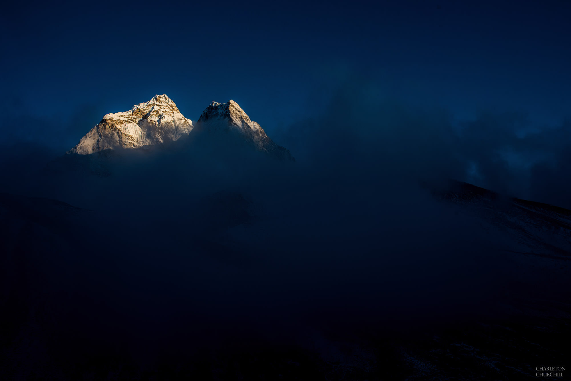Mt. Everest landscape photos