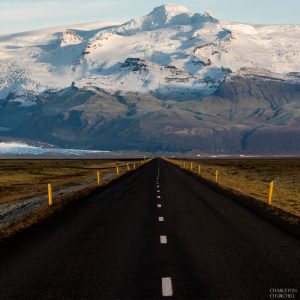 open roads of iceland