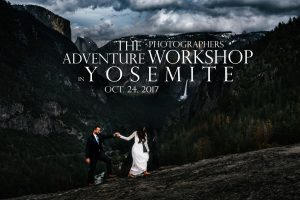 photography workshop in Yosemite for wedding and portrait photographers