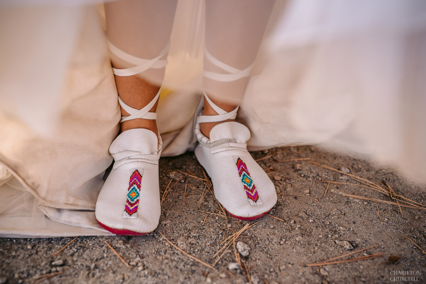 unique shoes for wedding day at glacier point yosemite