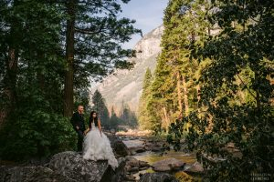 yosemite valley wedding photos