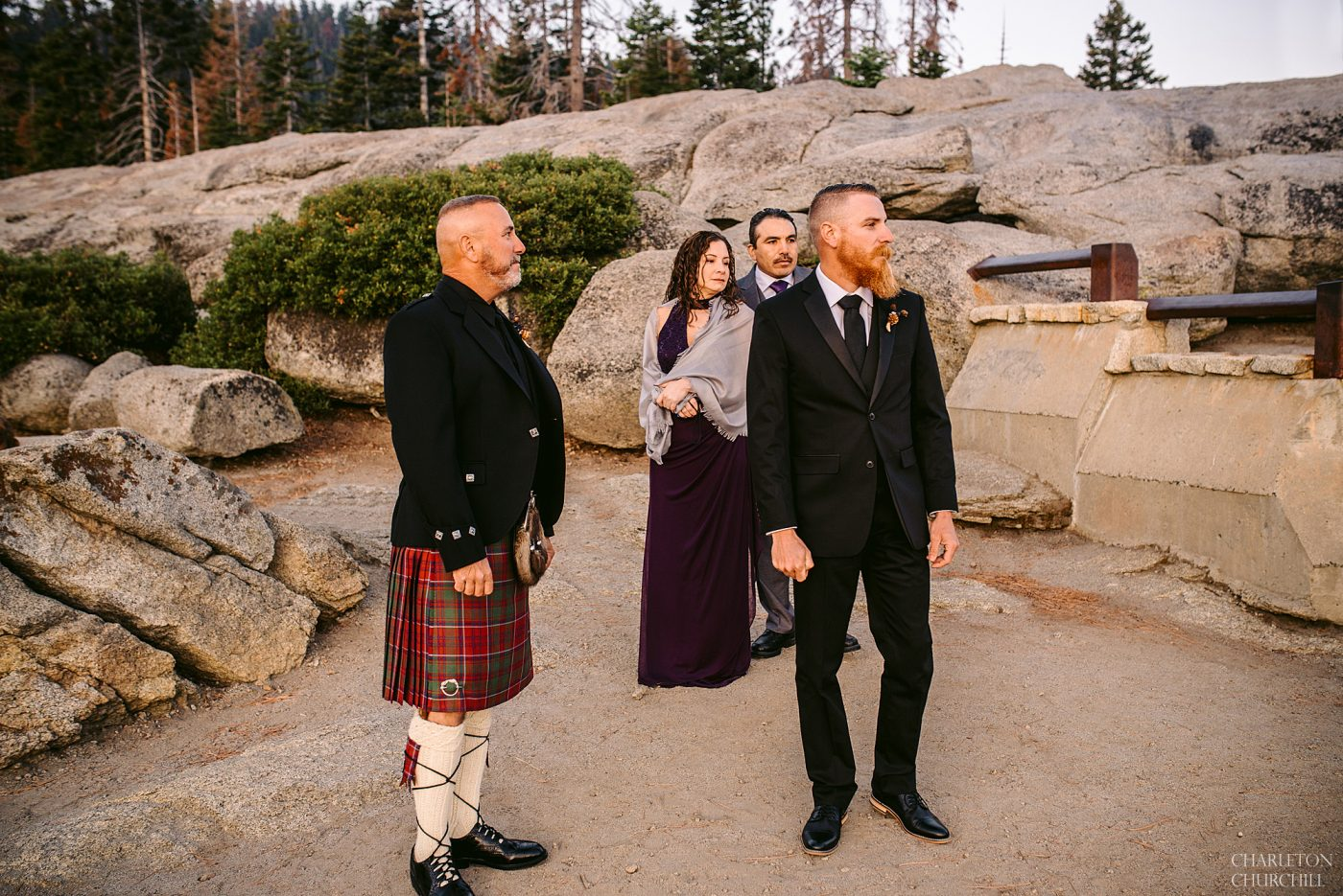 getting ready to get married ireland style yosemite