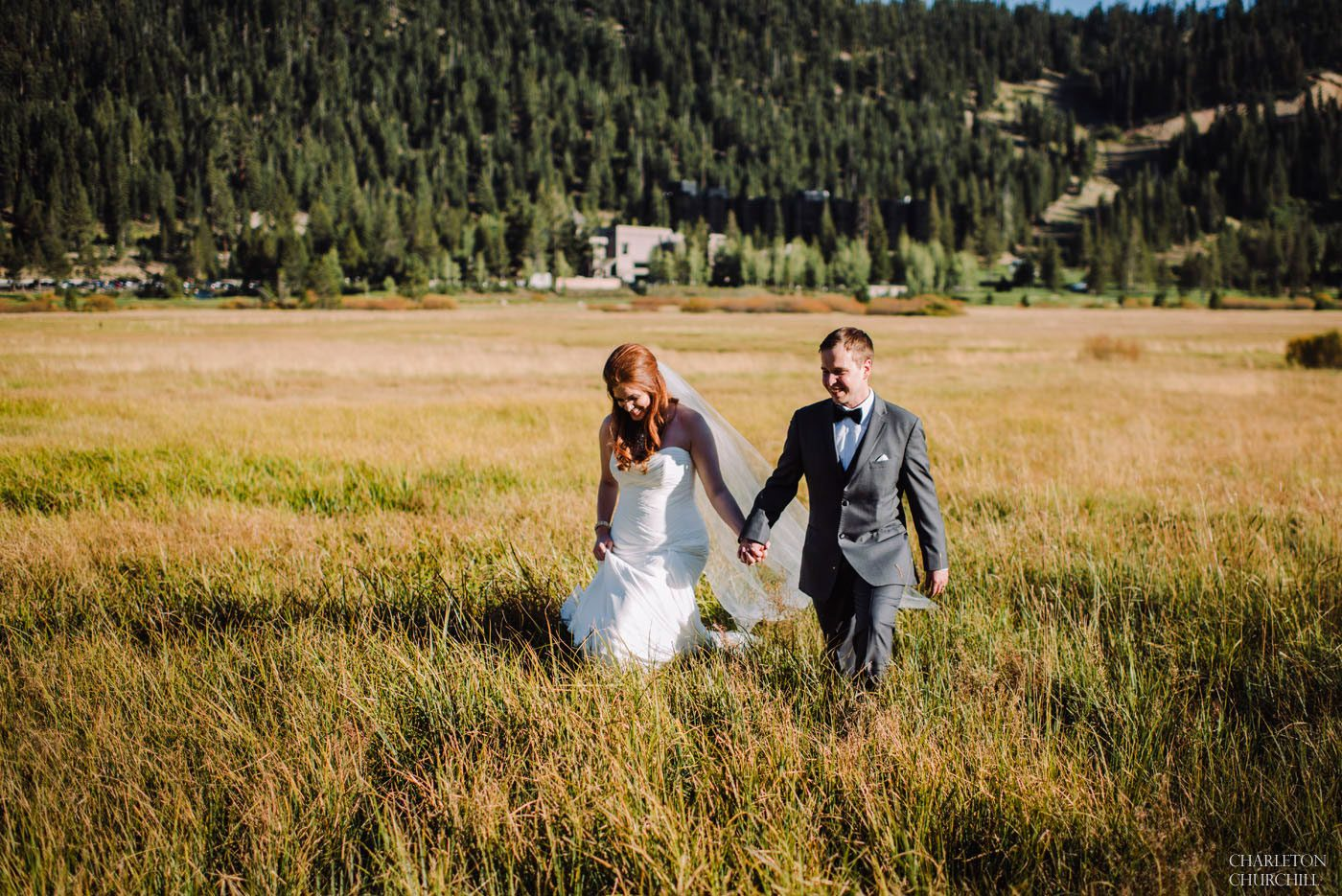 wedding venue squaw valley in olympic valley for engaged couples