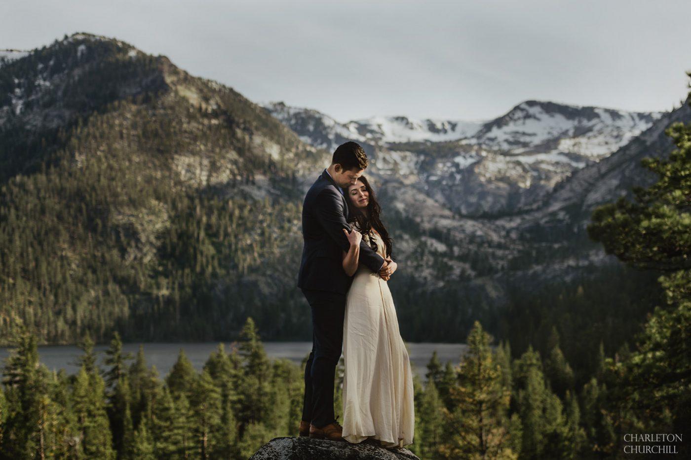 tahoe wedding photographers in lake tahoe