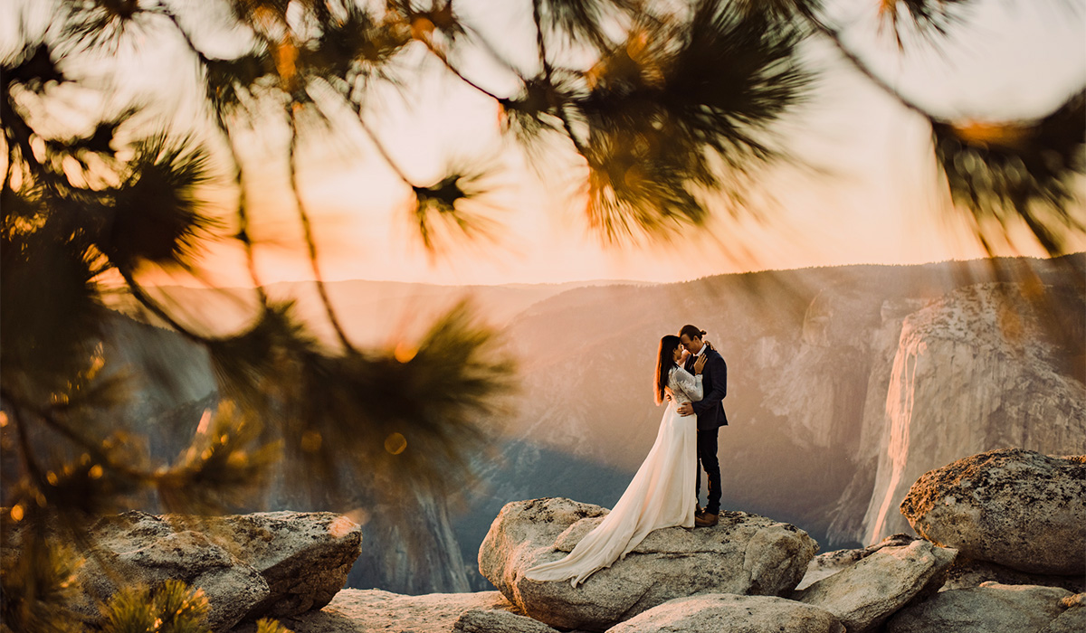 top yosemite wedding and elopement photos in the park